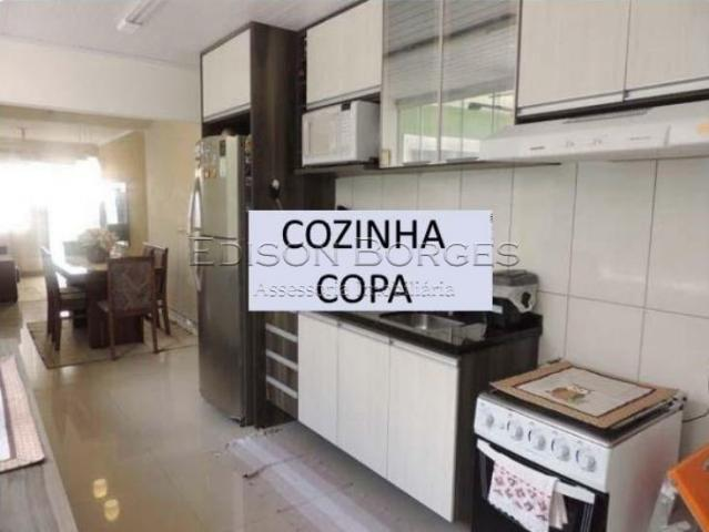 Casa de condomínio à venda com 3 dormitórios em Campo pequeno, Colombo cod:EB-4088 - Foto 5