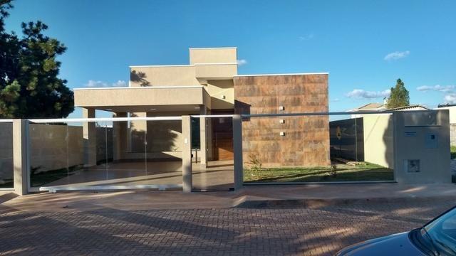 Samuel Pereira oferece: Casa 3 Quartos Nova Moderna Sobradinho Churrasqueira Condomínio - Foto 2
