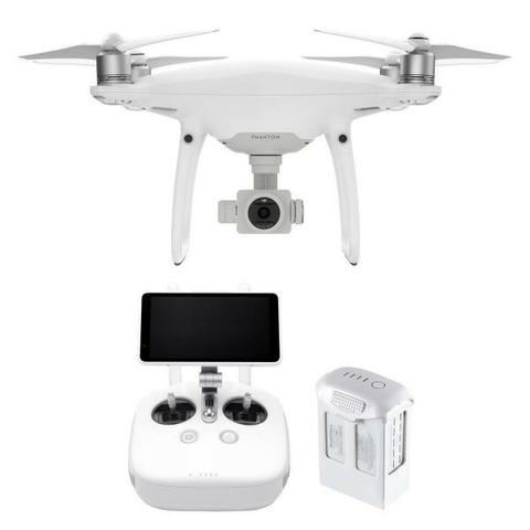 Drone Dji Phantom 4 pro plus Radio com Tela . Aceito Troca