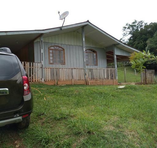 REF. 2427 Excelente chácara com 1.100m²e casa no Roça velha - Araucária/PR - Foto 9