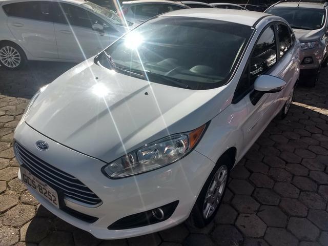 Ford New Fiesta Sedan 1.6 AT - Foto 8