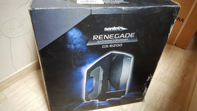 Gabinete Sentey Renegade GS-6200