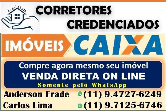 Casa à venda com 2 dormitórios em Vila maria, Presidente prudente cod:CX94058SP - Foto 2