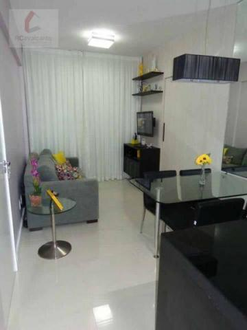 Apartamento 100% projetado, porcelanato - Foto 2