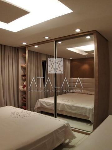 Top life: apartamento de 4 quartos mobiliado pronto pra morar em águas claras - Foto 8