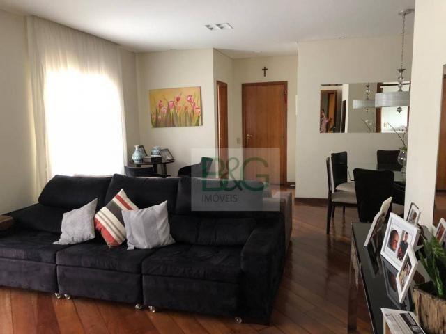 Apartamento com 3 dormitórios à venda, 128 m² por r$ 1.000.000 - tatuapé - são paulo/sp