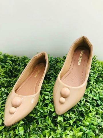 Grande promoção de ofertas mulheres elegantes sexy negócios casamento sapatos e sapatilhas - Foto 2