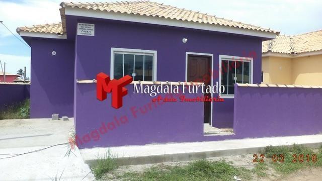 Pc:2085 Casa lindíssima de 2 quartos á venda em Unamar , Cabo Frio - RJ