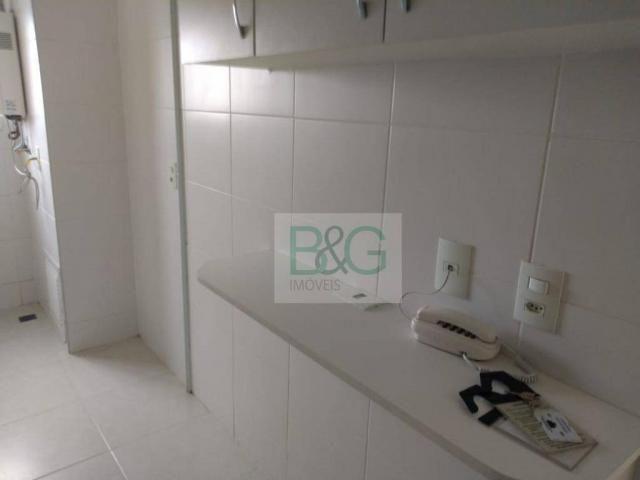 Apartamento com 3 dormitórios para alugar, 76 m² por r$ 2.200/mês - vila formosa - são pau - Foto 7