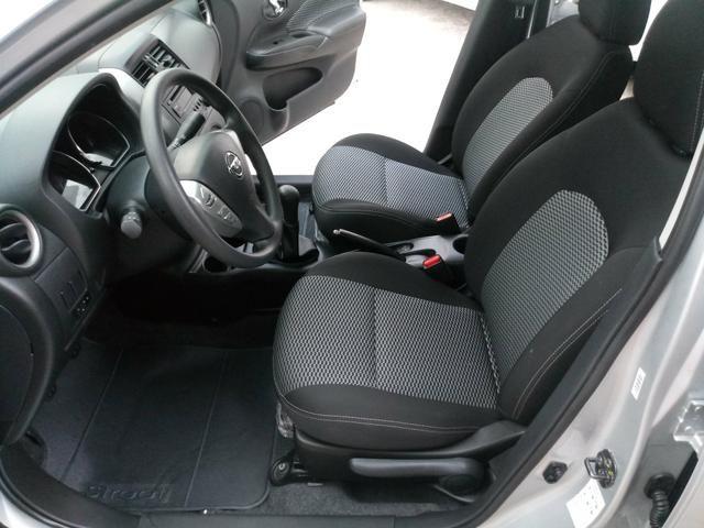 Nissan Versa 1.6 Completo Rodas 9.700KM! Troco Financio - Foto 8