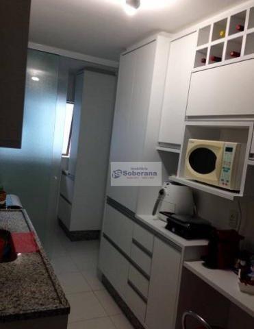 Apartamento com 2 dormitórios à venda, 69 m² por r$ 200.000,00 - chácaras campos elíseos - - Foto 3