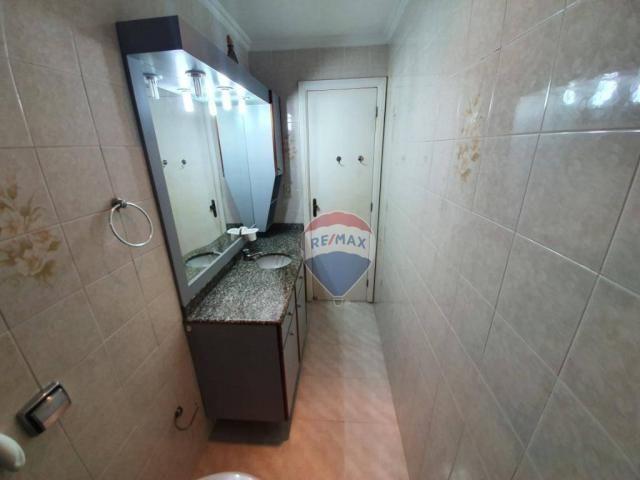 Apartamento com 3 dormitórios à venda, 130 m² por r$ 800.000 - jardim guanabara - rio de j - Foto 16