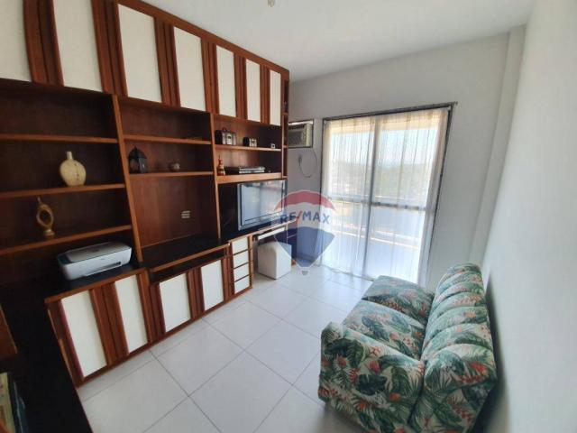 Apartamento com 3 dormitórios à venda, 130 m² por r$ 800.000 - jardim guanabara - rio de j - Foto 8