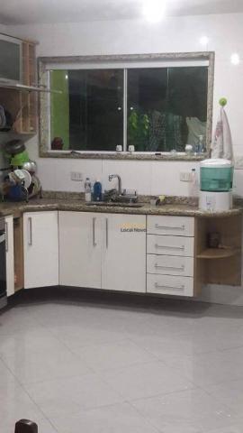 Sobrado com 3 dormitórios para alugar, 130 m² por r$ 1.700,00/mês - parque continental i - - Foto 16
