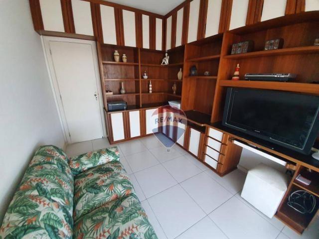 Apartamento com 3 dormitórios à venda, 130 m² por r$ 800.000 - jardim guanabara - rio de j - Foto 7