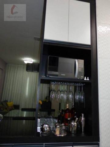Apartamento 100% projetado, porcelanato - Foto 6