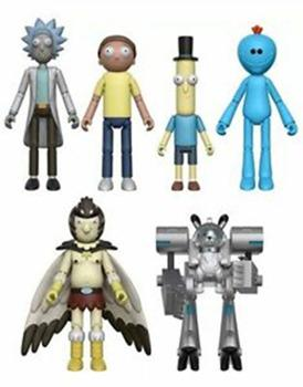Funko Rick And Morty - Series 1 - Lacrados