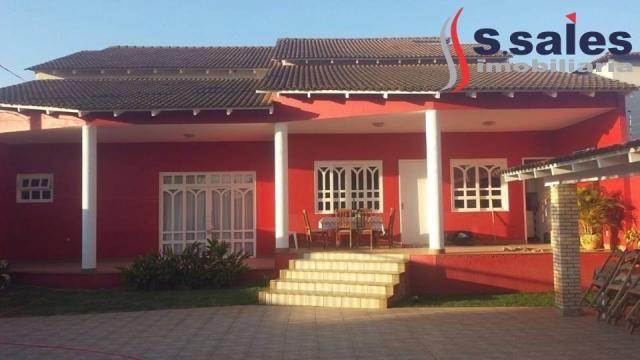 Casa à venda com 5 dormitórios em Setor habitacional vicente pires, Brasília cod:CA00475