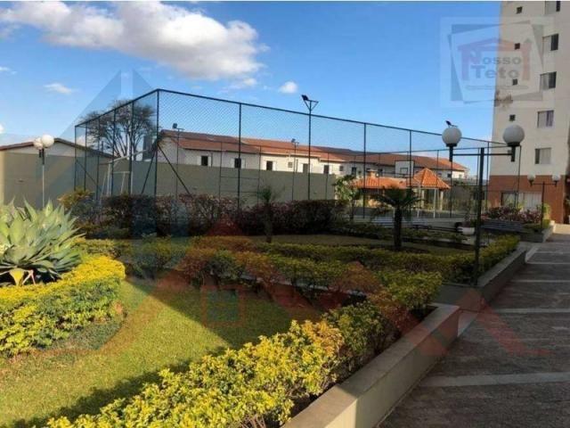 Apartamento à venda com 2 dormitórios em Sitio do mandaqui, São paulo cod:962 - Foto 2