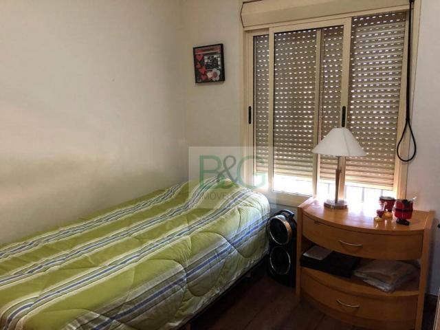 Apartamento com 3 dormitórios à venda, 128 m² por r$ 1.000.000 - tatuapé - são paulo/sp - Foto 10