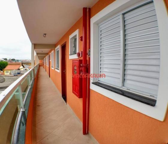 Apartamento com 2 dormitórios à venda, 45 m² por r$ 250.000,00 - vila ré - são paulo/sp - Foto 2
