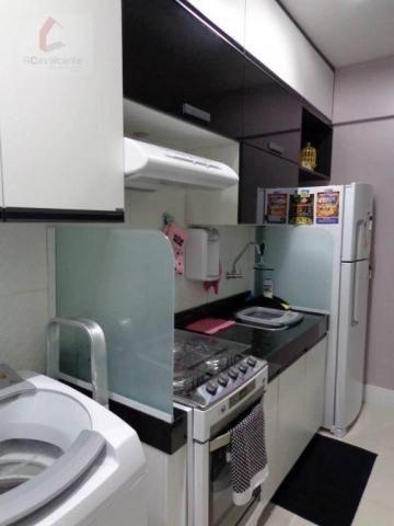 Apartamento 100% projetado, porcelanato - Foto 5