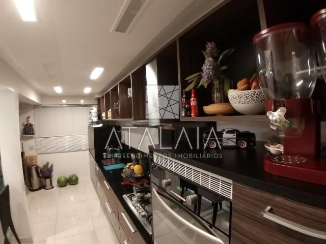 Top life: apartamento de 4 quartos mobiliado pronto pra morar em águas claras - Foto 7