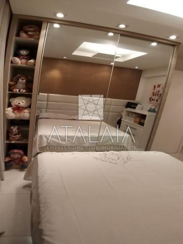 Top life: apartamento de 4 quartos mobiliado pronto pra morar em águas claras - Foto 12