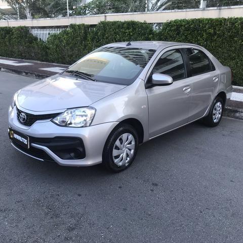 Etios XS 1.5 Sedan 2017/2018 Automático