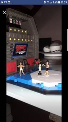 Ringue de UFC