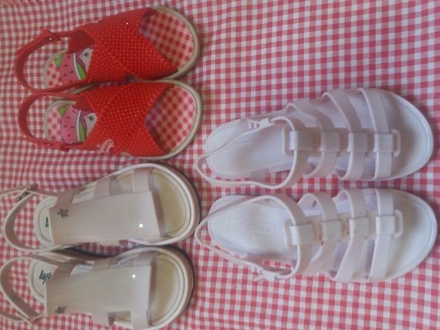 Calçados infantil (usados)