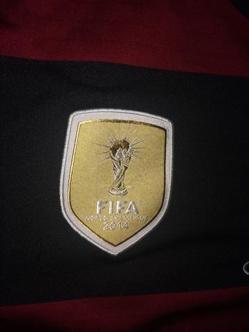 Camiseta Flamengo 2014 Alemanha - Foto 4