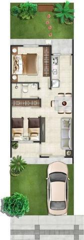 Casa pronta 2D - Foto 8