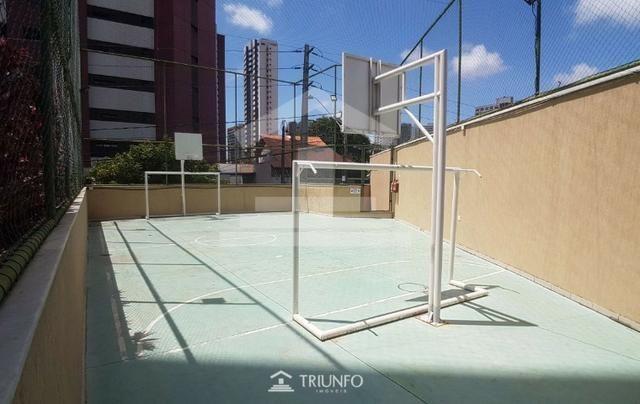 (HN) Mirante do Parque no Cocó com 83m² - Sala Ampliada - Vista Parque = - Foto 15
