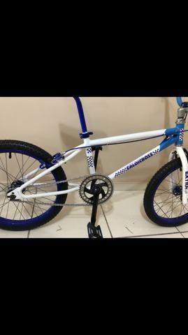 Bicicleta Caloi Cross extra light relíquia antiga 1983 aro20 - Foto 3