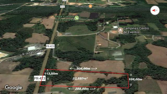 Terreno/Área Industrial com 32.550m² em Araucária - Foto 6
