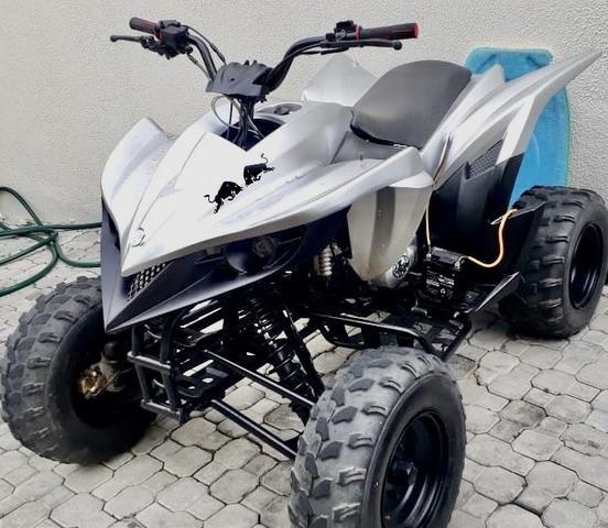 Quadriciclo 200cc zerado
