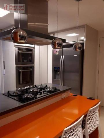 Apartamento com 3 dormitórios à venda, 92 m² por r$ 699.000 - vila augusta - guarulhos/sp - Foto 12