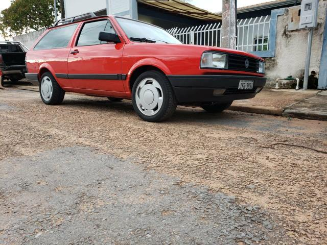 VW Parati Quadrada 1986 - Foto 2
