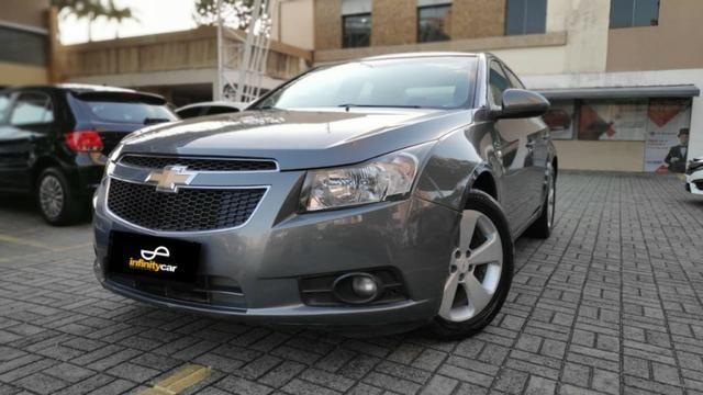 Chevrolet Cruze LT 1.8 Aut. 2012 Flex 6 Velocidades Ecotech Completo Novo R$ 41.900,00 - Foto 3