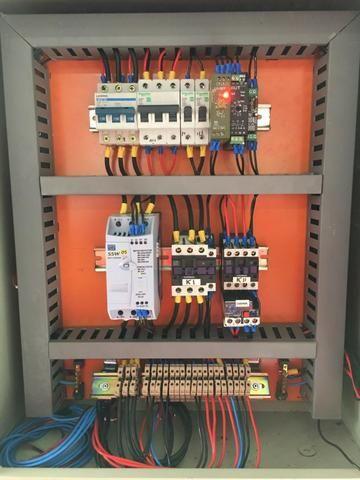 Alarme de incêndio, autômato de bomba de incêndio, luminária de emergência, câmera - Foto 2