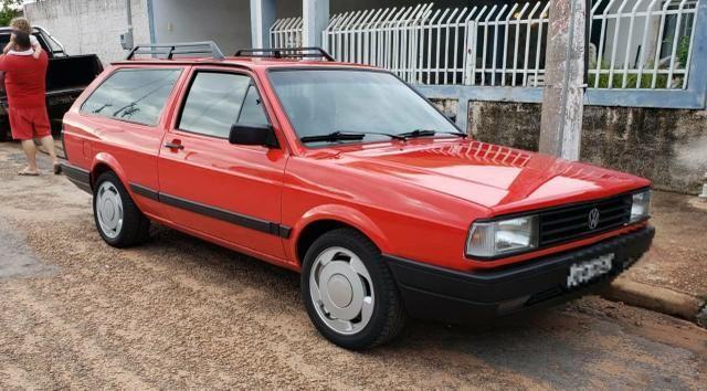 VW Parati Quadrada 1986 - Foto 3