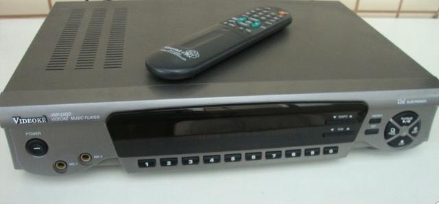 Videoke Raf VMP 2500
