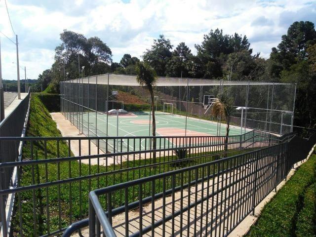 Apartamento Semi-mobiliado - Condomínio Clube Dallas - Campo Largo - Foto 10