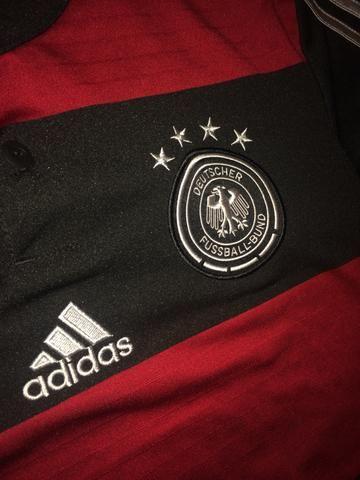 Camiseta Flamengo 2014 Alemanha - Foto 3