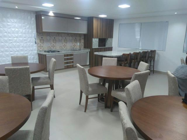 Apartamento Semi-mobiliado - Condomínio Clube Dallas - Campo Largo - Foto 11