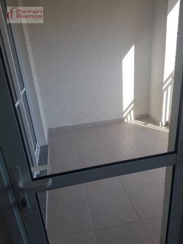 Apartamento com 3 dormitórios à venda, 72 m² por r$ 425.000,00 - vila augusta - guarulhos/ - Foto 14