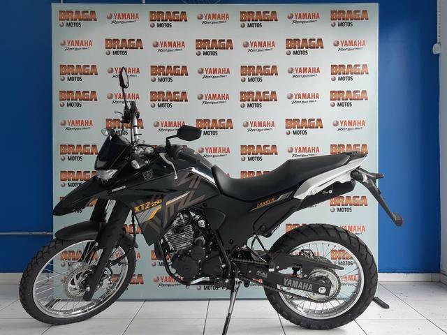 Yamaha xtz lander 250 abs 2020 zero km - Foto 4
