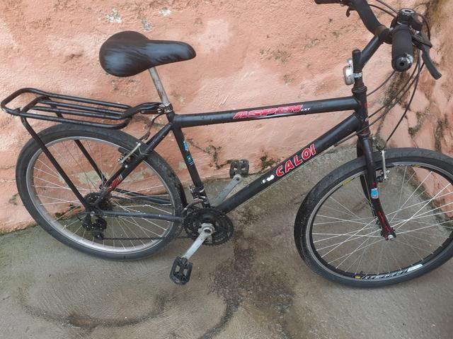 Bicicleta Caloi Aspen 21marchas