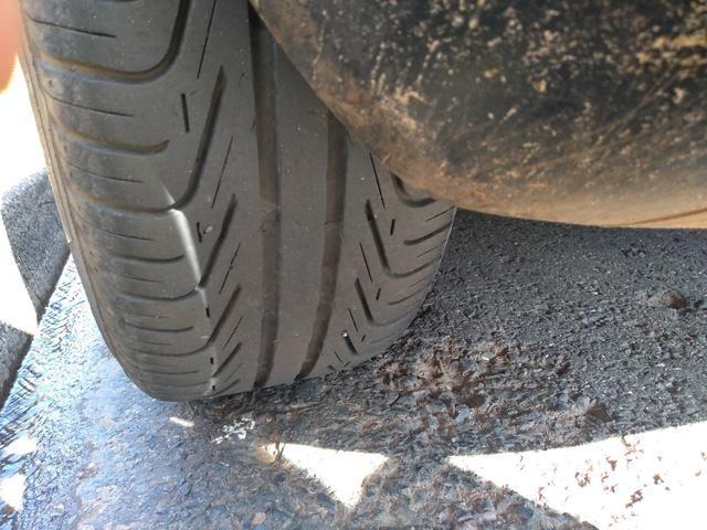 Troco roda 16 original do golf outras rodas 18 ou 19 ou 20 - Foto 5
